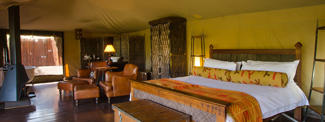 Camp Shonga Rooms