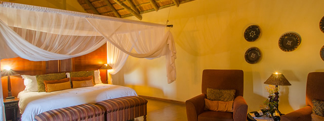 Shishangeni Private Lodge - Rooms