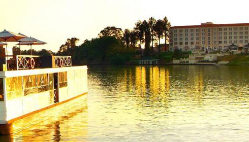 BON Hotel Riviera on Vaal - River View
